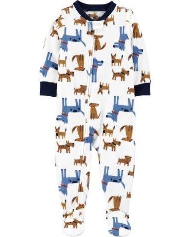 Fleece pizsama