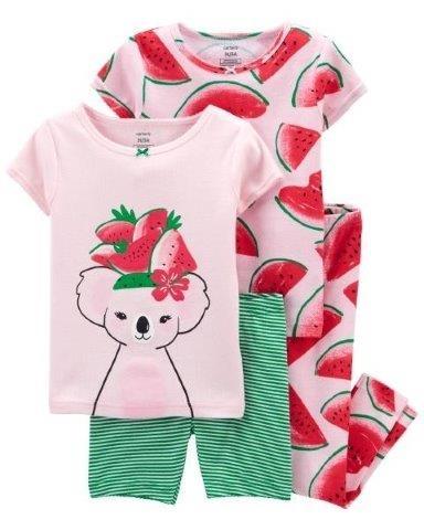 2 darabos pizsama szett