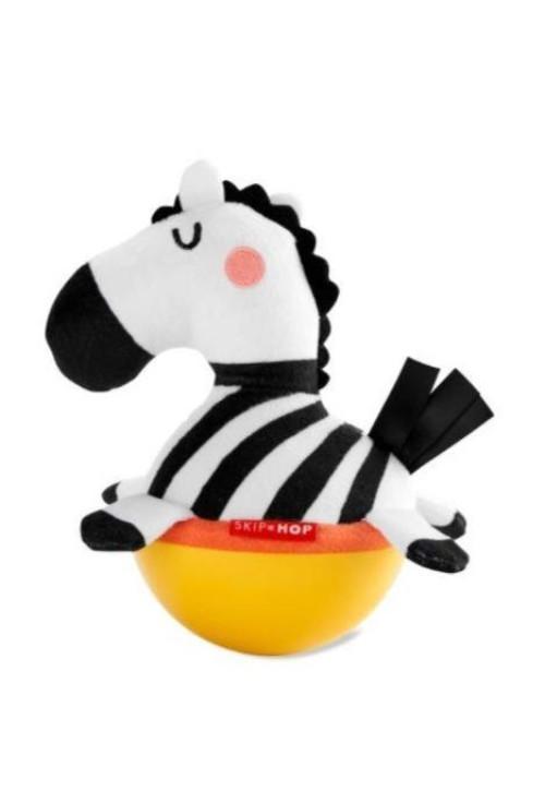 Skip Hop vidám zebra játék