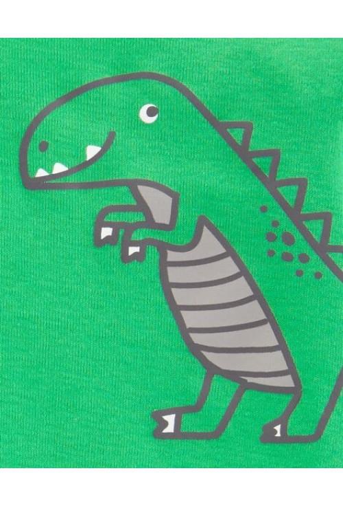 Carter's 3 db-os szett dinoszaurusz mintás nadrág és két body