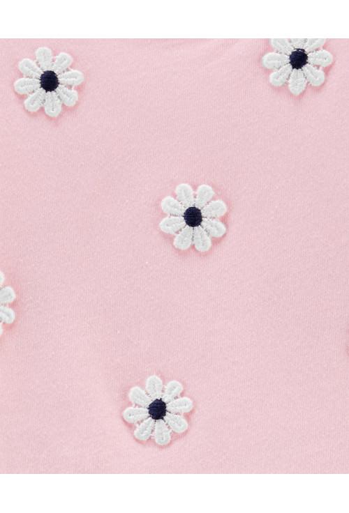 Carter's Szett 2 részes virágos ruhácska és harisnyanadrág
