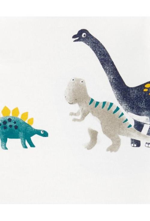 Carter's 2 darabos dinoszauruszos body és nadrág szett