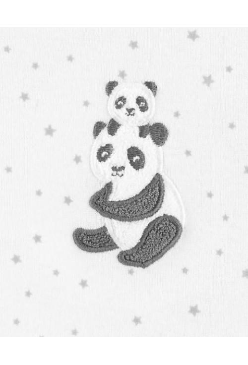 Carter's 3 darabos panda maci body