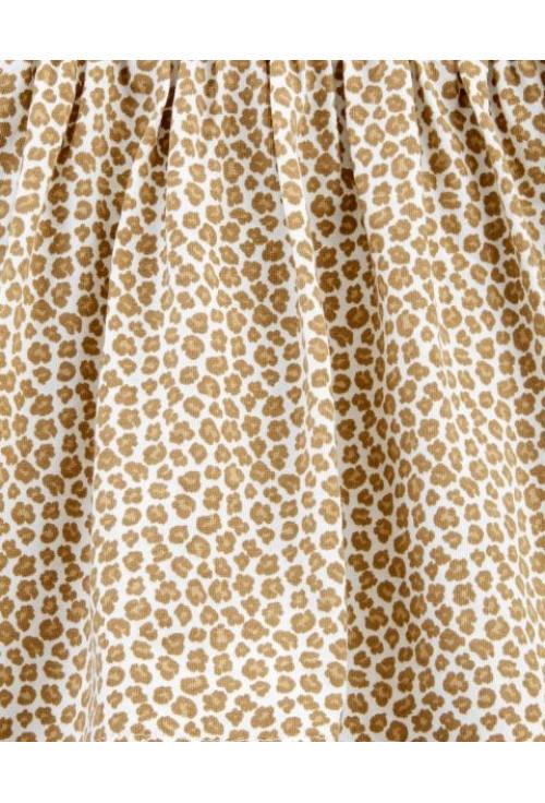 Carter's leopárdos ruhácska
