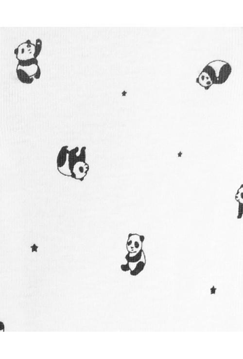Carter's 3 db-os Pandamaci pizsama, body és nadrág szett