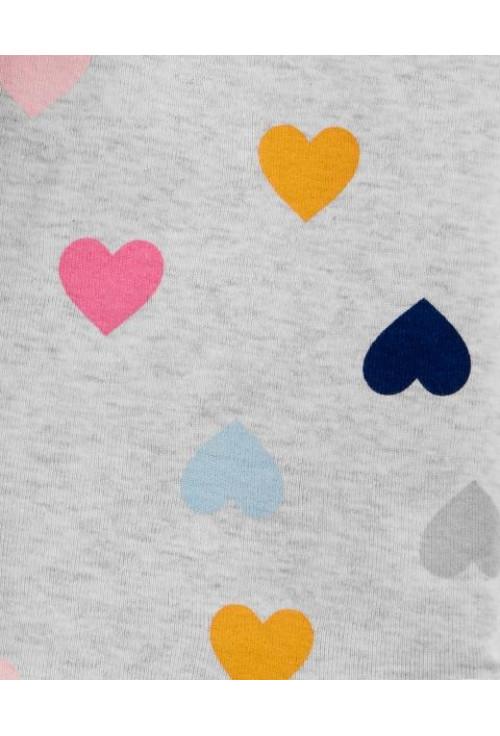 Carter's 3 darabos szivarvány mintás nadrág és két body csomag