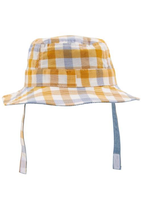 Carter's kétoldalú kockás kalap