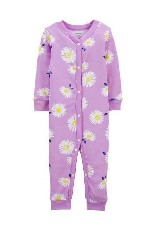 Carter's Virágmintás patentos pizsama