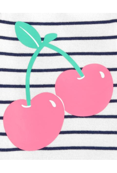 Carter's 5 darabos gyümölcsös ujjatlan body csomag