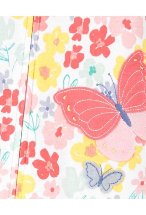 Carter's Cipzáros pillangó pizsama