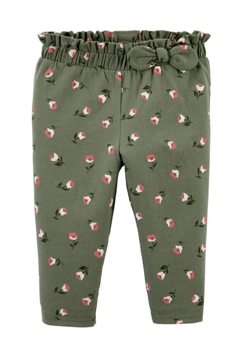 Carter's 2 darabos khaki body és nadrág csomag