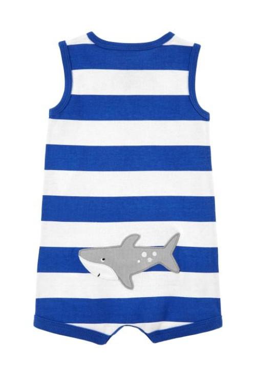 Carter's Overál cápás