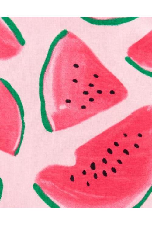 Carter's 2 darabos görögdinnye mintás body és nadrág szett