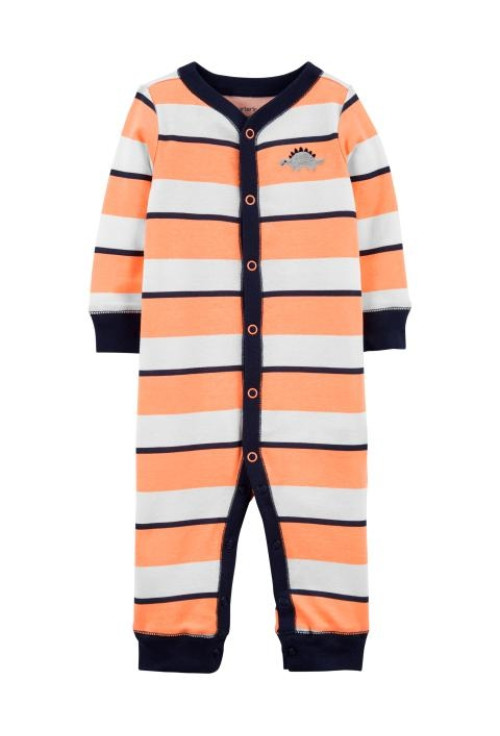Carter's csíkós patentos pizsama