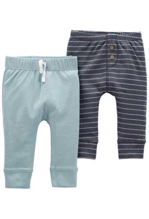 Carter's 2 darabos nadrág szett zsinorral és gombokkal