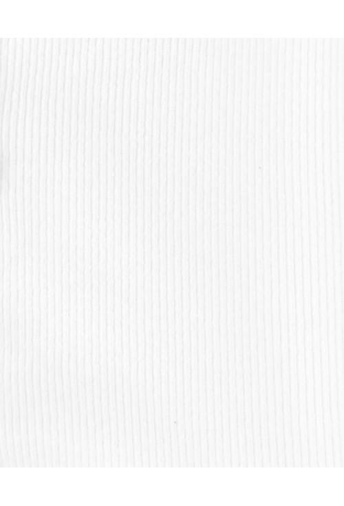 Carter's 3 darabos kardigán, nadrág és body szett fehér