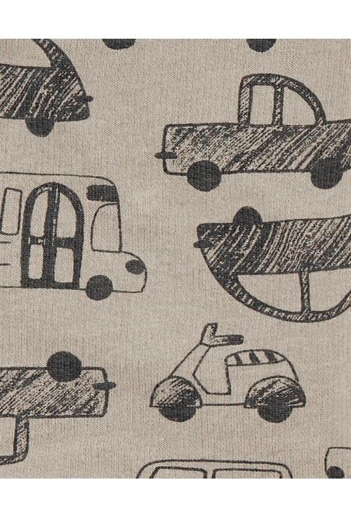 Carter's 3 darabos mellény body és nadrág autó