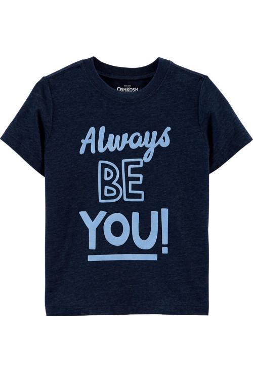 """Oshkosh """"Always Be You"""" póló"""