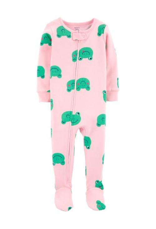 Carter's cipzáros pizsama teknősbéka