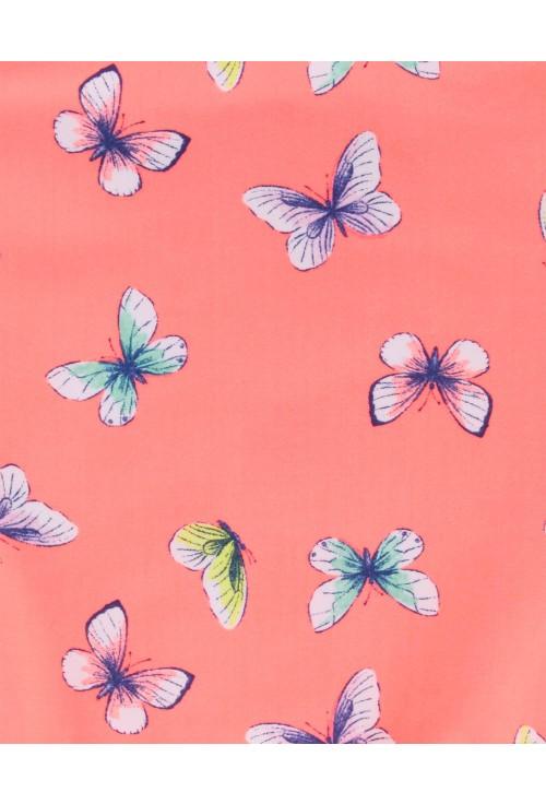 Carter's Pillangómintás fürdőruha 50+ faktoros