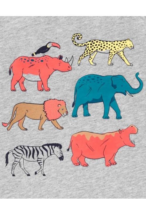 Carter's állatmintás trikó