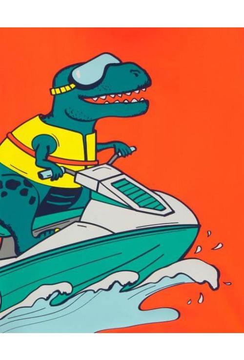 Carter's Dinoszauruszos fürdőruha 2 részes