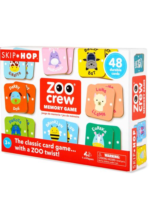 Skip Hop ZOO memória fejlesztő játék
