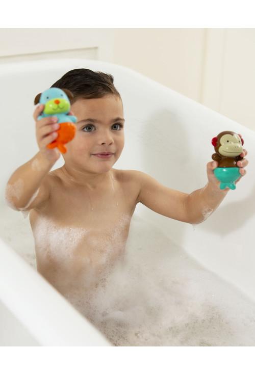 Skip Hop ZOO fürdő játék - majom / kutya