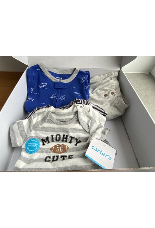 Carter's ajándék szett kisfiúknak - 12 hónaposnak