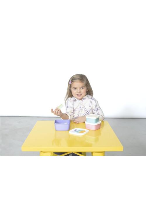 Skip Hop Zoo 3 dobozos készlet ebédre - Unikornis