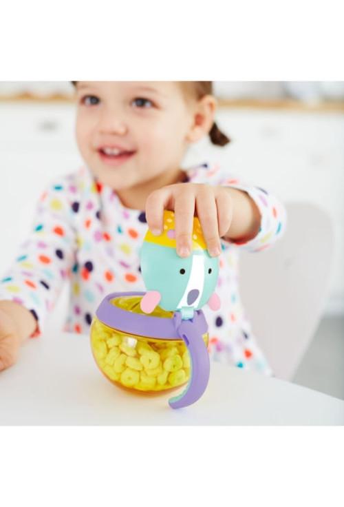 Skip Hop Zoo Snack tartó - Unikornis