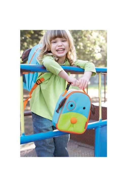 Skip Hop Zoo ebédnek való táska – Kutya