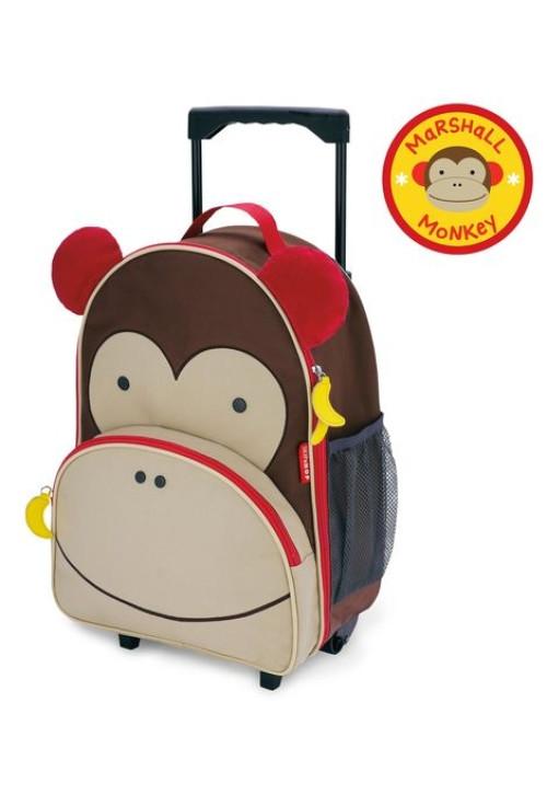 Skip Hop Zoo bőrönd - Majom