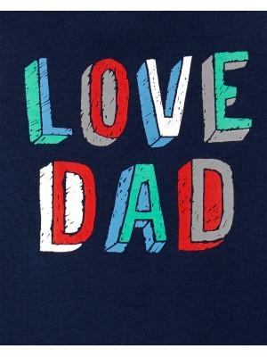 Carter's Szeretem Apát body