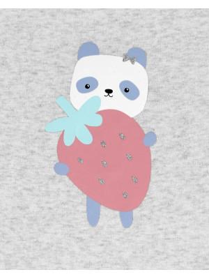 Carter's Panda mintás body