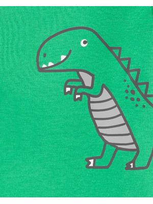 Carter's 3 db-os Dinoszaurusz baba szett 2 body és nadrág