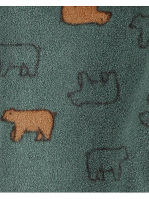 Carter's fleece overál macis