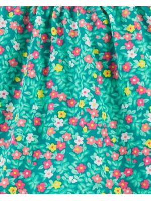 Carter's 3 darabos felső, body és nadrág virágokkal