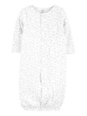 Carter's 3 darabos pizsama sapka és zokni szett báránykás