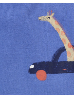 Carter's 3 darabos body szett zsiráfos