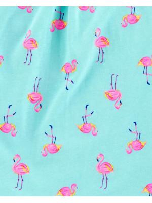 Carter's szett 2 darabos virágos nyuszis nadrág