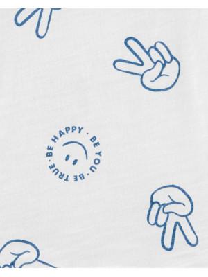 """Oshkosh """"Be Happy"""" póló"""