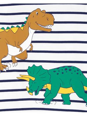 Carter's 2 darabos nadrág és blúz szett dinoszauruszos