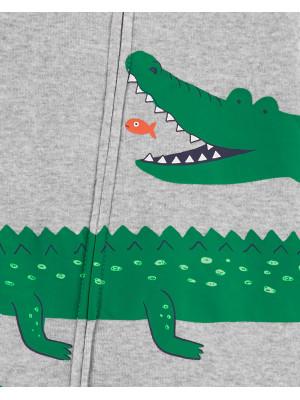 Carter's Aligátoros pizsama