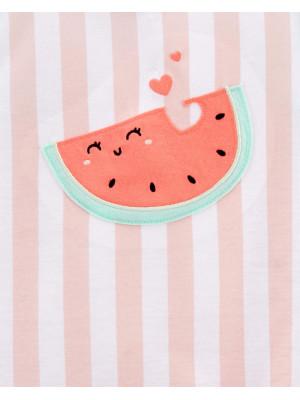 Carter's 3 darabos görögdinnye mintás pizsama szett