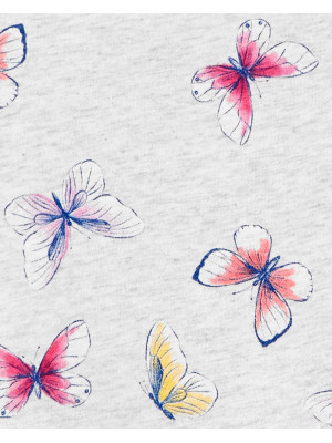 Carter's 2 darabos pillangómintás trikó szett