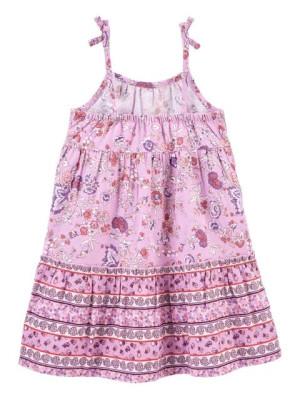 OshKosh lila vászonruha