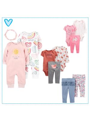 Carter's ajándék szett kislányoknak - 3 hónapos