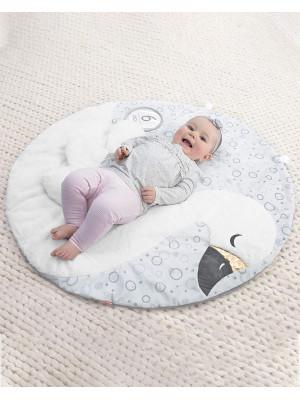 Skip Hop kerek játszószőnyeg - Little swan