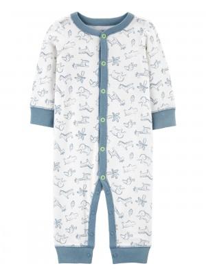 Carter's Állatmintás patentos pizsama